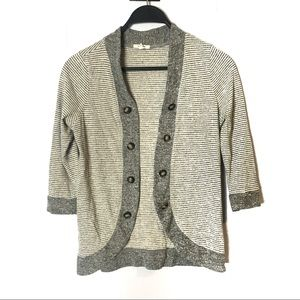 3/$25 Maurices Double Button Cardigan